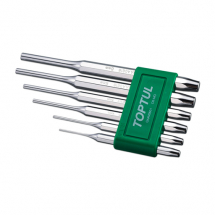 6 PCS 6 PIN PUNCH SET