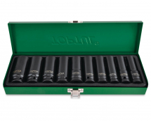 1/2inch DEEP IMPACT SOCKET SET 10 PCE 10-24MM