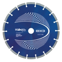 DIAMOND BLADE CONCRETE 230MM MEXCO