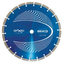 DIAMOND BLADE 300MM MEXCO
