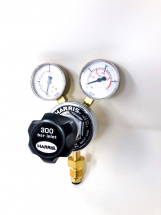 REGULATOR 2 STAGE 2 GAUGE INERT GAS  10 BAR