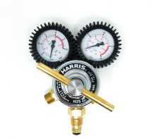 H25 HIGH FLOW 0-40BAR INERT GAS REGULATOR 1/2inch OUTLET