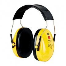 3M PELTOR OPTIME EAR DEFENDER 27dB YELLOW