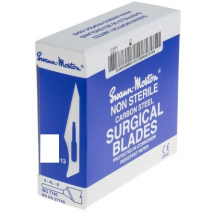 SURGICAL BLADES NO.24 100PCK