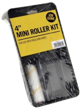 MINI ROLLER KIT 100MM - FRAME MEDIUM PILE ROLLER & TRAY