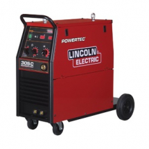 LINCOLN POWERTEC 305C 4R 400V 3 PHASE