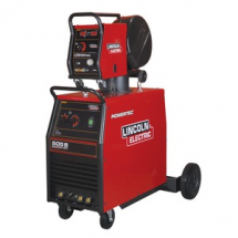 LINCOLN POWERTEC 505 WATER/C READY TO WELD PACK 10 MTR EXT