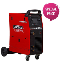 Lincoln Speedtec 215C 115/230V1P Inverter