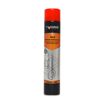 TYGRIS LINE MARKING RED 750ML TC05*