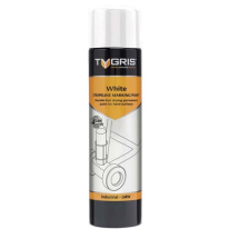 TYGRIS LINE MARKING WHITE 750ML TC05*