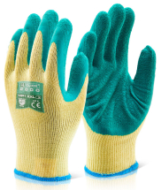 CLICK 2000 MP1 GLOVE GREEN & YELLOW MEDIUM 2243