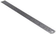 STEEL RULE 150MM