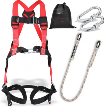 RESTRAINT KIT FOR HT2 HARNESS RL1.5 ROPE LANYARD C/W CARABIN