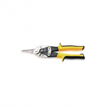 AVIATION TIN SNIPS STRAIGHT CUT YELLOW