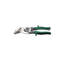 OFFSET TIN SNIPS GREEN RIGHT & STRAIGHT CUT