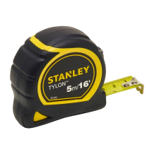 STANLEY MEASURING TAPE 5MTR BI-METAL CASING TB10*