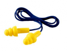 3M E-A-R ULTRAFIT EARPLUGS CORDED 32dB (BOX OF 50)
