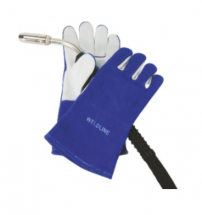 LINCOLN BLUE STOP CALOR PLUS WELDERS GLOVES