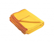 YELLOW DUSTERS PREMIUM 10 PCK 20inch x 18inch