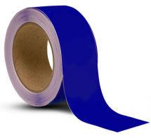 TAPE BLUE FLOOR MARKING 50MM X 33MTR